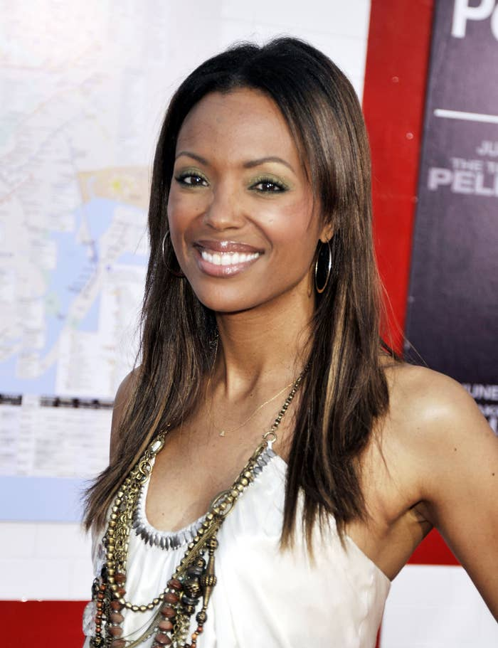 Pictures of aisha tyler nipples — pic 3