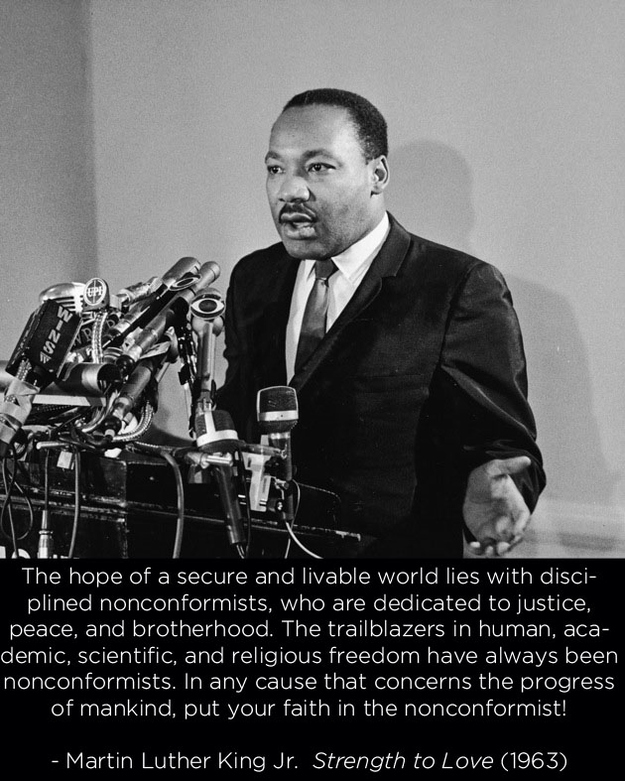 17 Martin Luther King Jr. Quotes You Never Hear