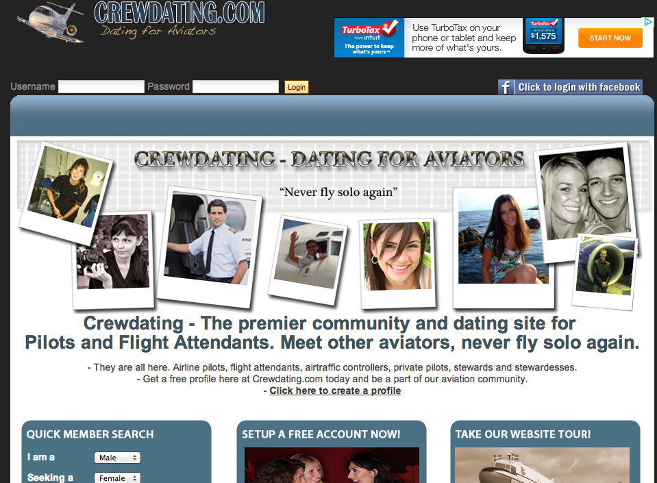 free dating sites for pilots