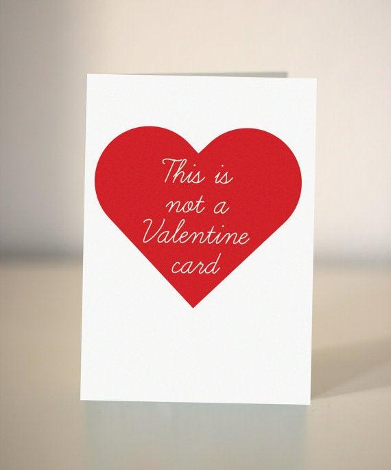 Ceci n'est pas une Valentine. Available here.