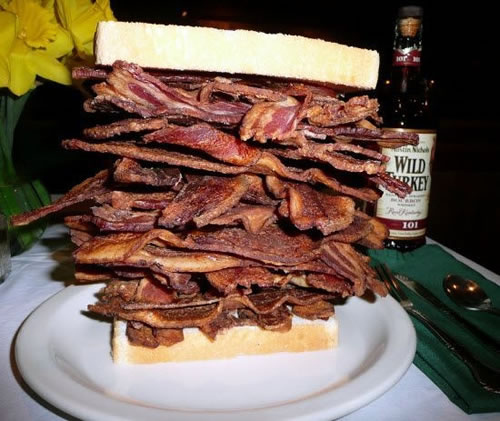 16 in fact not being able to eat bacon is enough for most people to question why you do this diet at all
