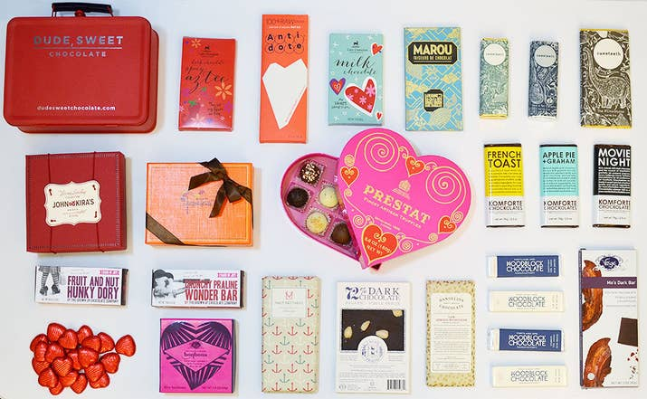 The 21 Best Chocolates To Give Your Valentine