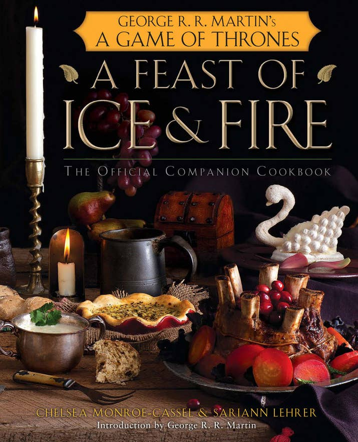 How to make the best food from game of thrones the blog that started the cookbook the inn at forumfinder Choice Image