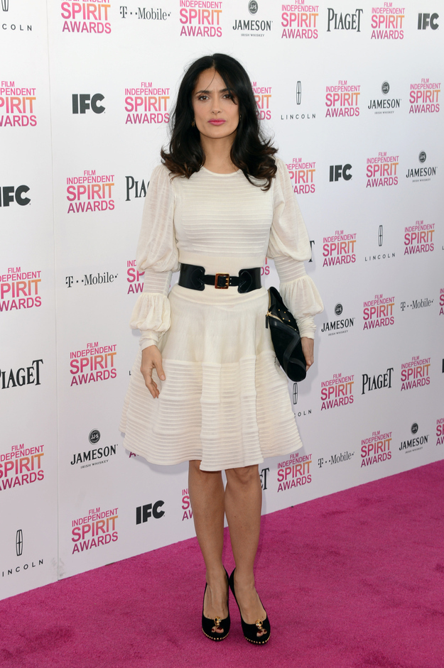 Fashion At The 2013 Independent Spirit Awards