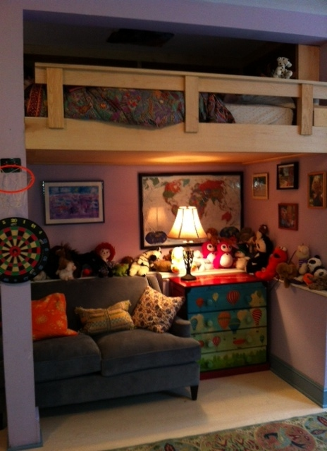 Nook Loft Bed Part 53