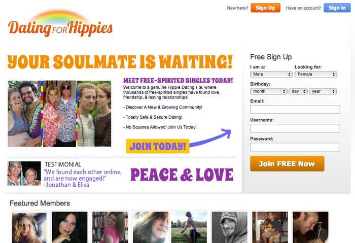 hippie dating hjemmeside