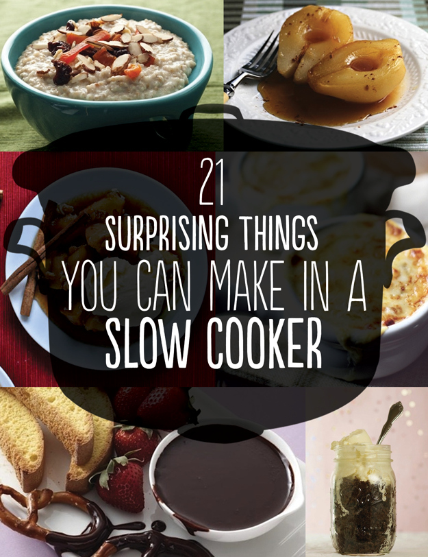 More easy slow cooker recipes