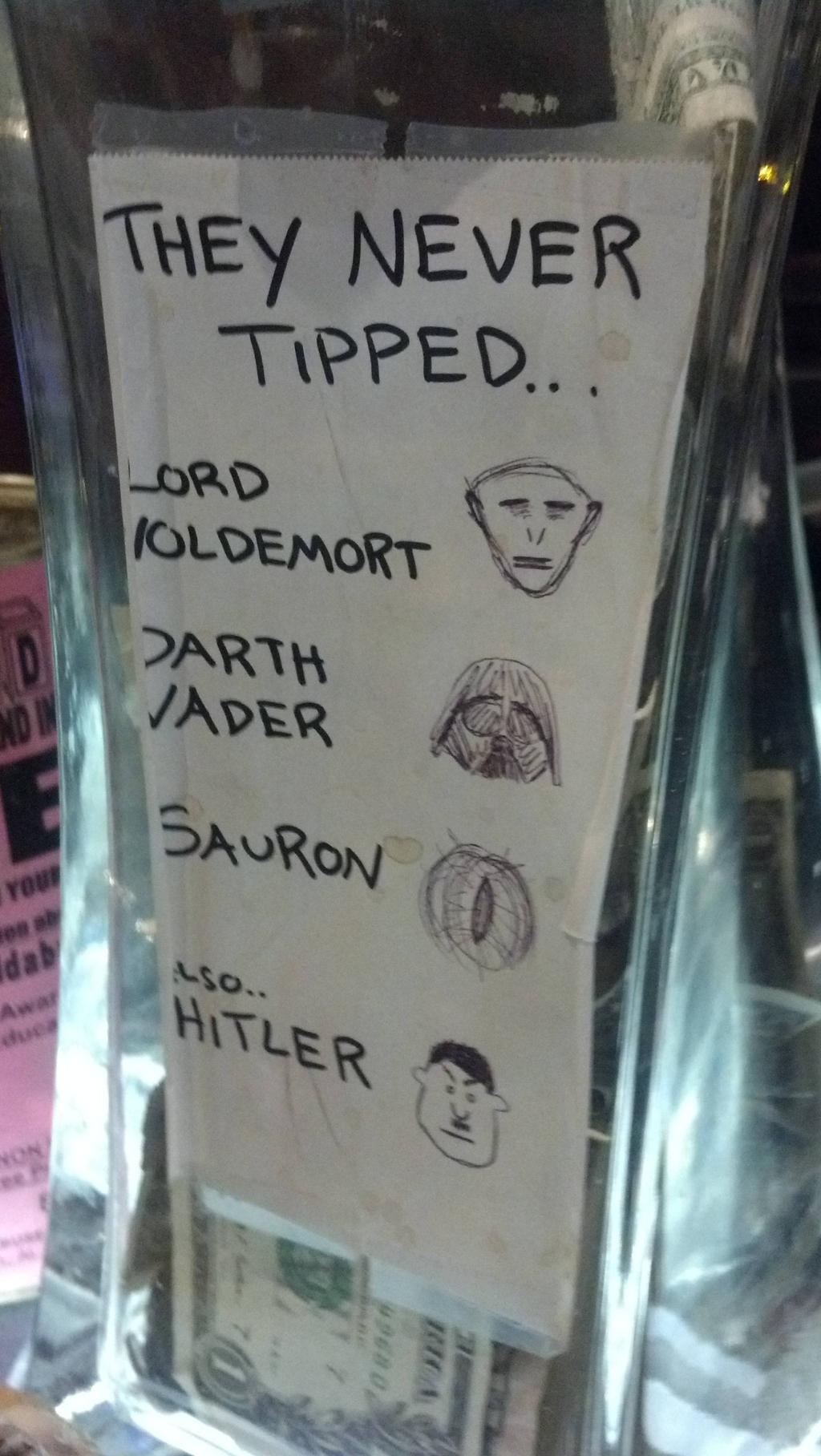 21 Incredibly Effective Tip Jars