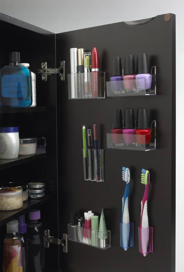 Use Small Storage Solutions To Make It Easier Find Your Stuff