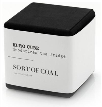 Keep coal in your fridge.