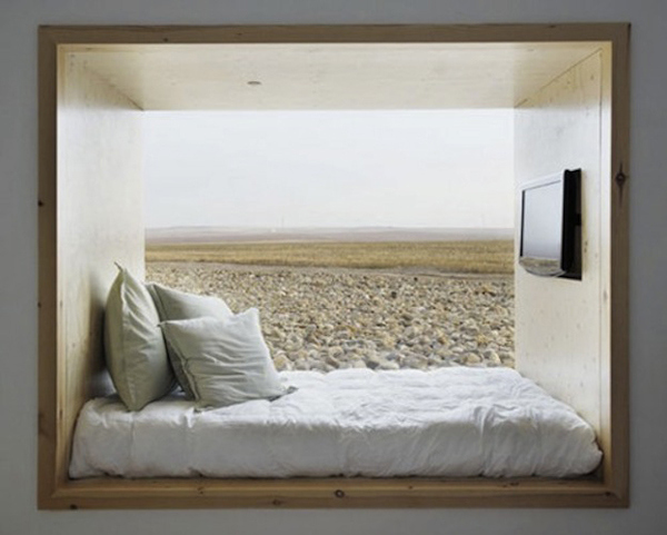 A Window Seat-Bed