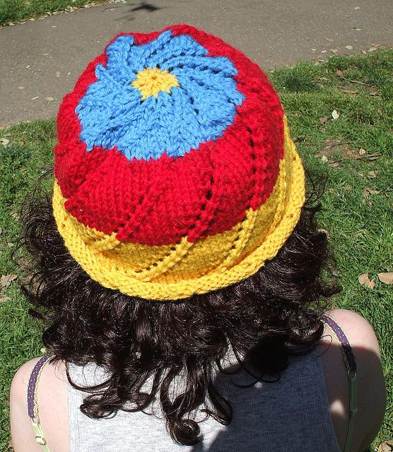 19. Mandala Hat