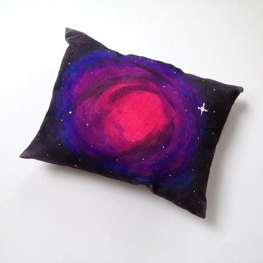 10. Nebula Pillow