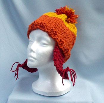 15. Jayne's Hat Knitting Pattern