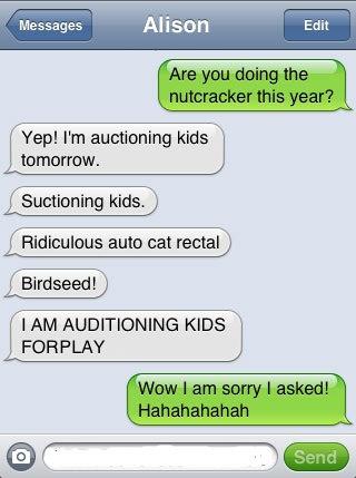 Birdseed!