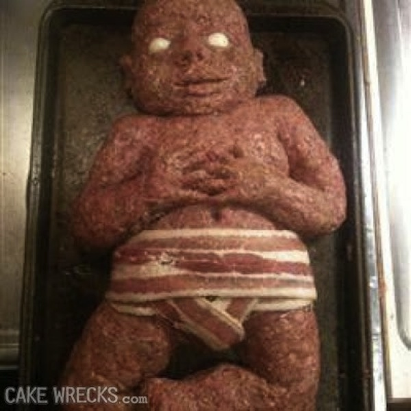 Baby Meatloaf - The Live-In Kitchen