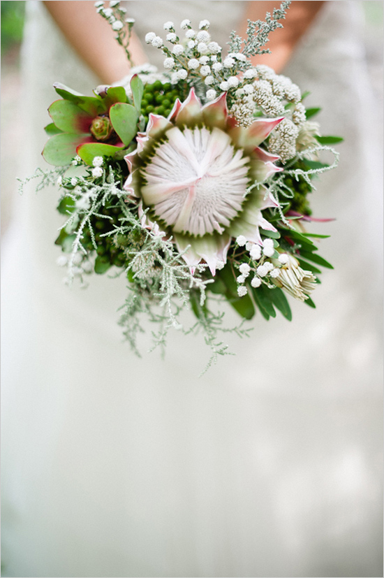 20 cute and quirky wedding bouquet ideas