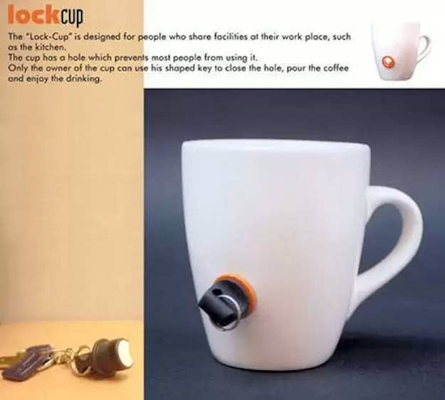 For The Person Who Is Not Fond Of Sharing Their Mug