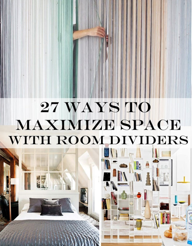Apartment Room Partitions 27 ways to maximize space with room dividers