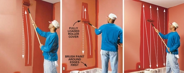 47 tips and tricks to ensure a perfect paint job - Interior painting tips and tricks ...