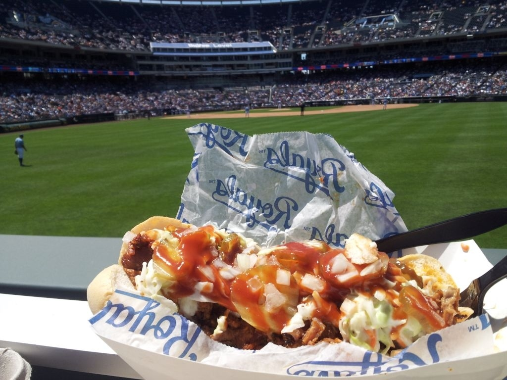 The 16 Most Insane Stadium Foods Money Can Buy