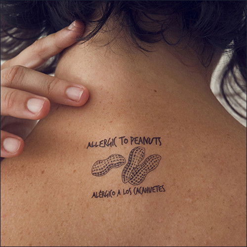 Henna Tattoo And Nut Allergy: 30 Temporary Tattoos That Are Just As Cool As The Real Thing