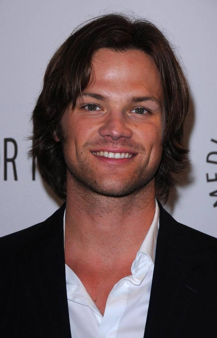 The evolution of jared padaleckis hair 8 the it keeps my neck warm urmus Choice Image