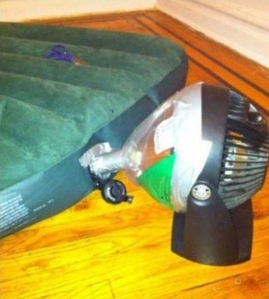 DIY Air Pump