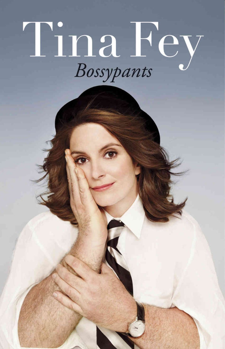 """This whole book is filled with brilliance — about work, about being a woman, about being a mom, about being a boss — but one of my favorites is what Fey writes about Amy Poehler: """"Amy made it clear that she wasn't there to be cute. She wasn't there to play wives and girlfriends in the boys' scenes. She was there to do what she wanted to do and she did not fucking care if you like it."""""""
