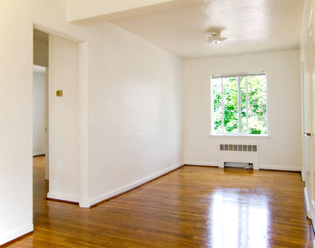 If you're renting, take photos of your cleaned-out old home and your new home before moving in.