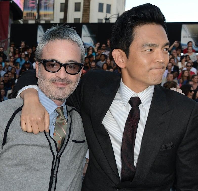 Alex Kurtzman and John Cho