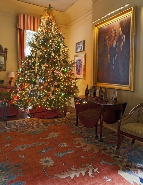 Sponsored by the city's Preservation Resource Center, every December brings a significant blast from the past to New Orleans as people take walking tours through homes in various neighborhoods dating back to the 1800s, specifically decorated in the style of Creole Christmas.