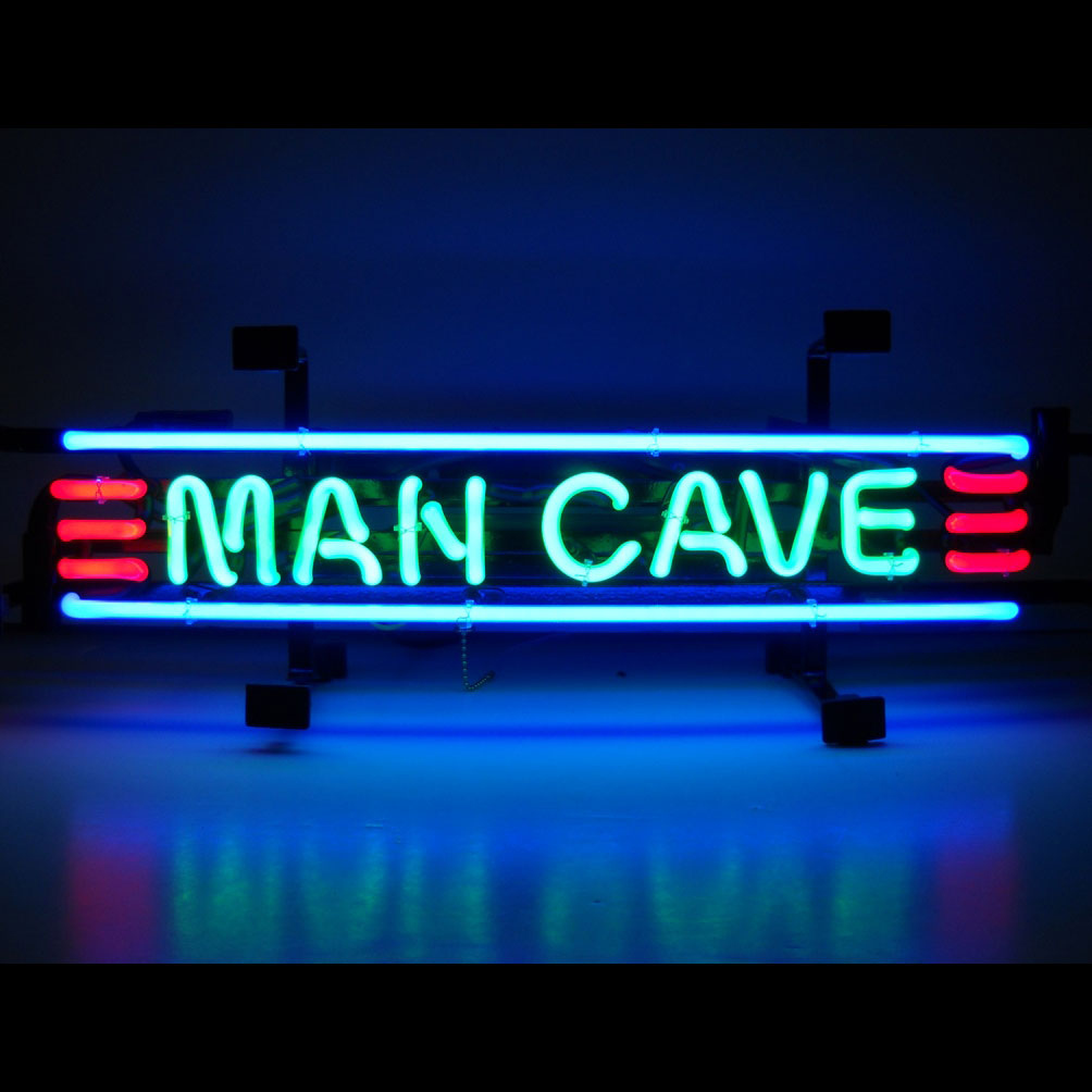 A Sign That Proclaims  YOU ARE NOW ENTERING MAN CAVE   sc 1 st  BuzzFeed & 32 Things You Need In Your Man Cave azcodes.com