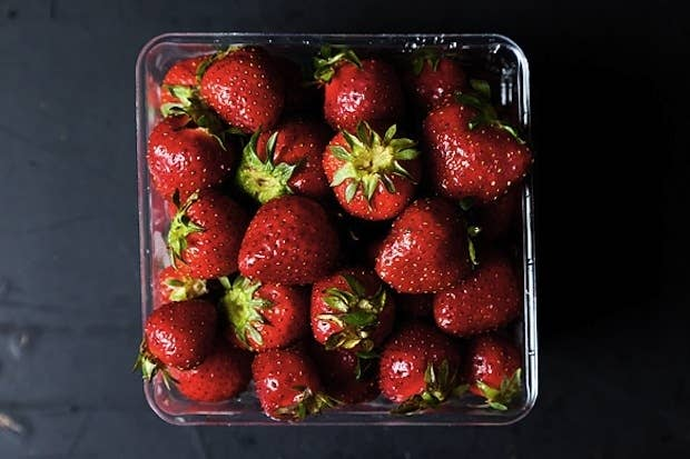 Yummy, juicy local berries are just starting to hit markets on the east coast in late May/early June, so keep your eyes peeled.