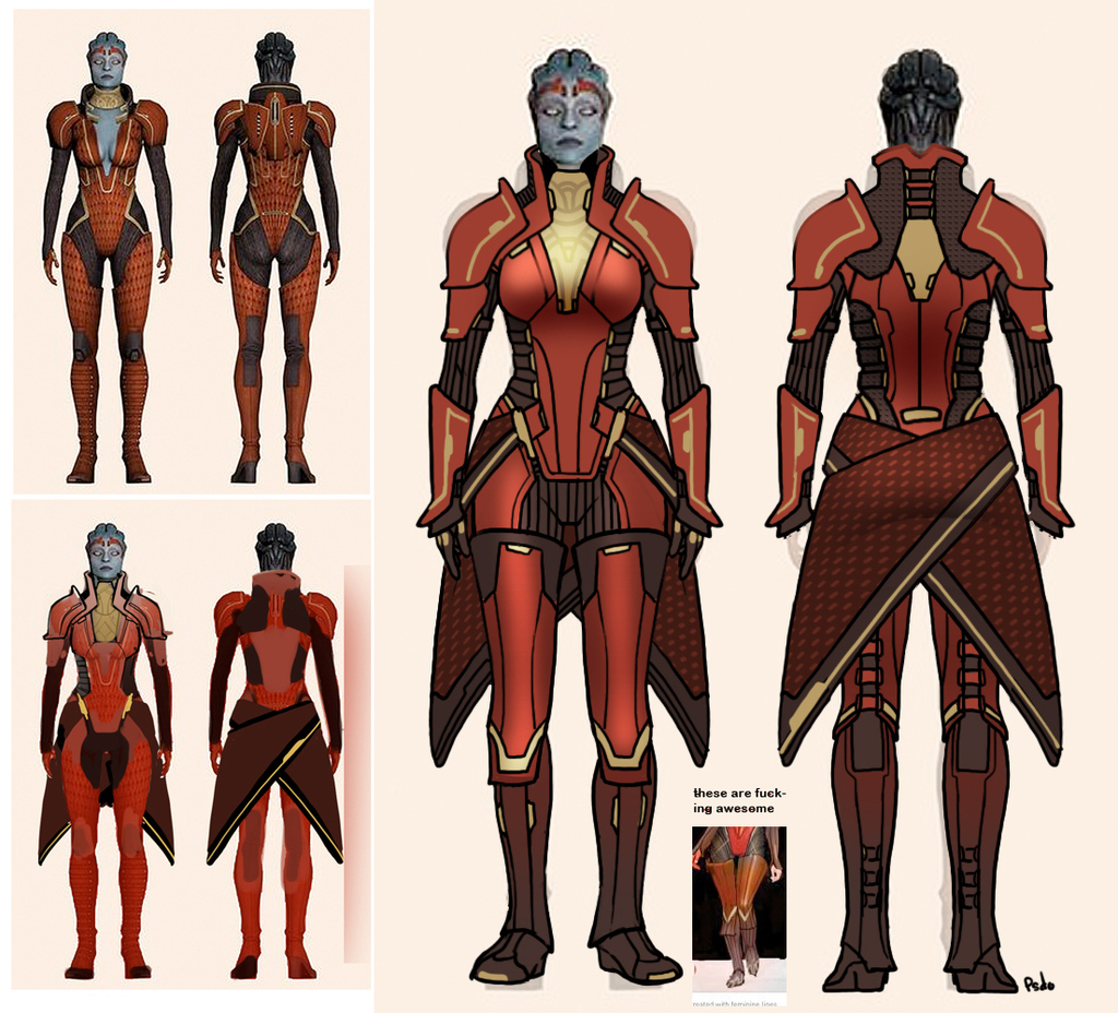 """10 Absurdly Skimpy Outfits Saved By """"Repair Her Armor"""""""