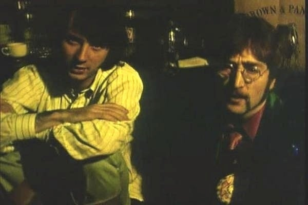 """""""You know, there used to be only four of us to know what it feels like to be in this position in the world, and now there are eight of us.""""— John Lennon to Mike Nesmith - London, February 1967. """"The Monkees are still finding out who they are, and they seem to be improving as performers each time I see them. When they've got it all sorted out, they may be the greatest.""""- George Harrison""""I think you're the greatest comic talents since the Marx Brothers. I've never missed one of your programs.""""- John Lennon""""I like their music a lot...and you know, their personalities. I watch their tv show and it is good.""""- Paul McCartney""""It's the combining of their sound with their jumping around and all that which makes 'em so popular with the kids, I guess. With me, too.""""- Ringo Starr""""I'm sure that the Monkees are going to live up to a lot of things many people didn't expect.""""- Paul""""They're not really just copies of us, now, are they? The Monkees have a fine way of their own, you know?""""- Ringo""""Monkees? They've got their own scene, and I won't send them down for it. You try a weekly television show and see if you can manage one half as good!""""- John Lennon"""