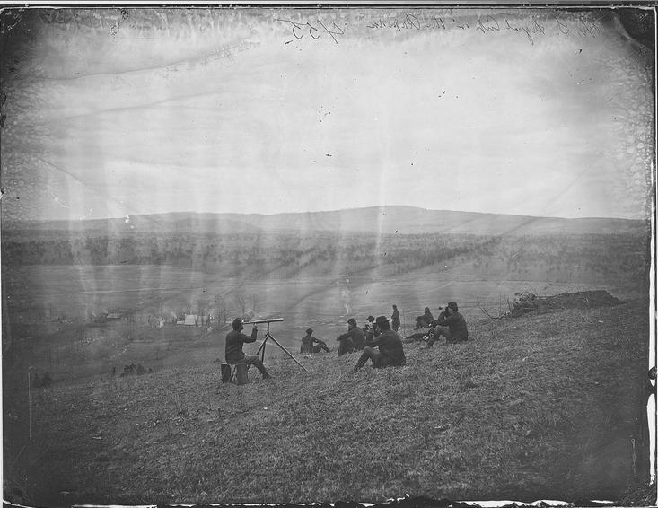 20 Beautiful Civil War-Era Photographs Of American Landscapes