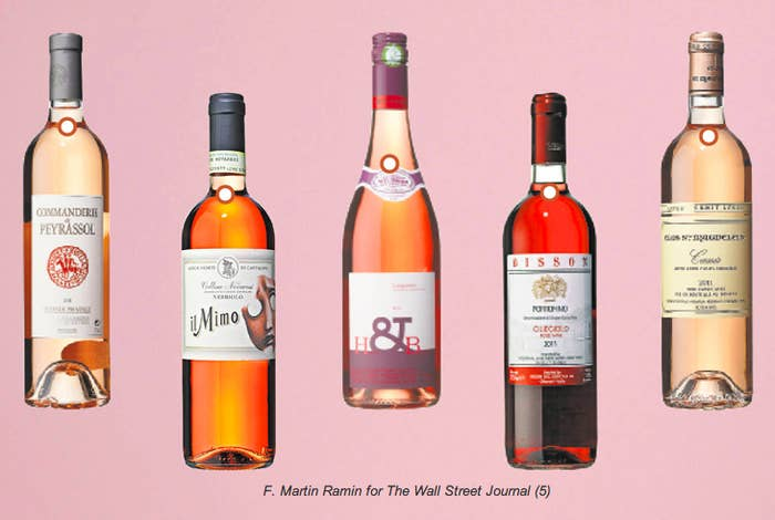 4b316e49ccd The Only 8 Things You Need To Know About Rosé Wine