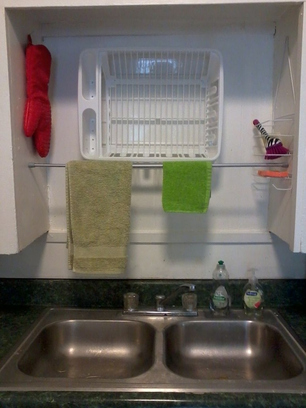 kitchen ideas decor 37 hacks to make dish washing easier 13344
