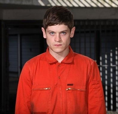 As Simon Bellamy on Misfits