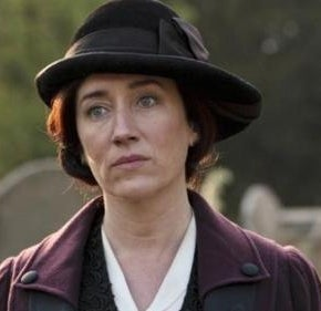 As Vera Bates on Downton Abbey