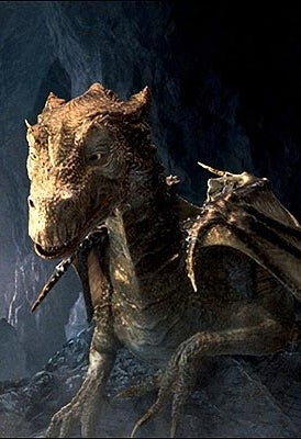 As The Dragon on Merlin