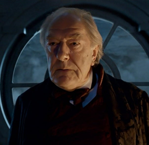 As Kazran on Doctor Who