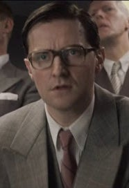 As Heinz Kruger in Captain America: The First Avenger