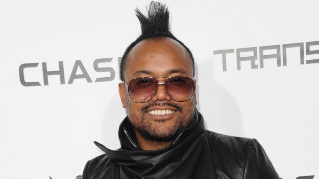 Better known as apl.de.ap of the Black Eyed Peas, Allan was born in Pampanga, Philippines, to a Filipina mother and an American father.