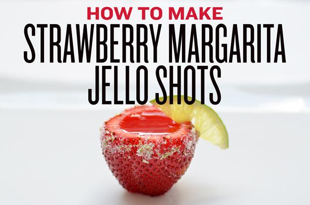 Make some weird Jell-O shots.