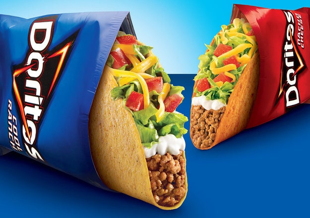 Because what happens if you crave tacos AND chips? Our forefathers didn't fight for you to eat them separately!