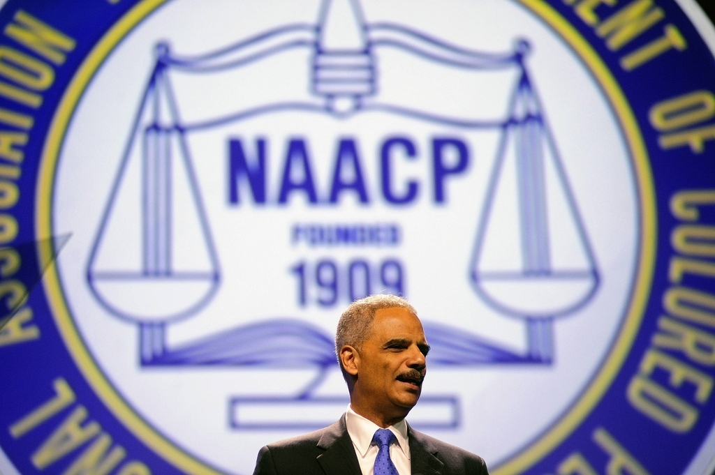 "Eric Holder: After Trayvon, It's Time To End ""Stand Your Ground"""