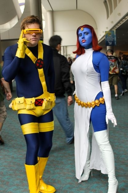 28 Comic-Con Couples Who Totally Nailed This Cosplay Thing