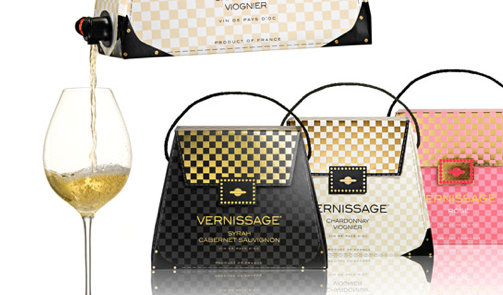 Wine Bag Purse With Hidden Spout Best Image Ccdbb